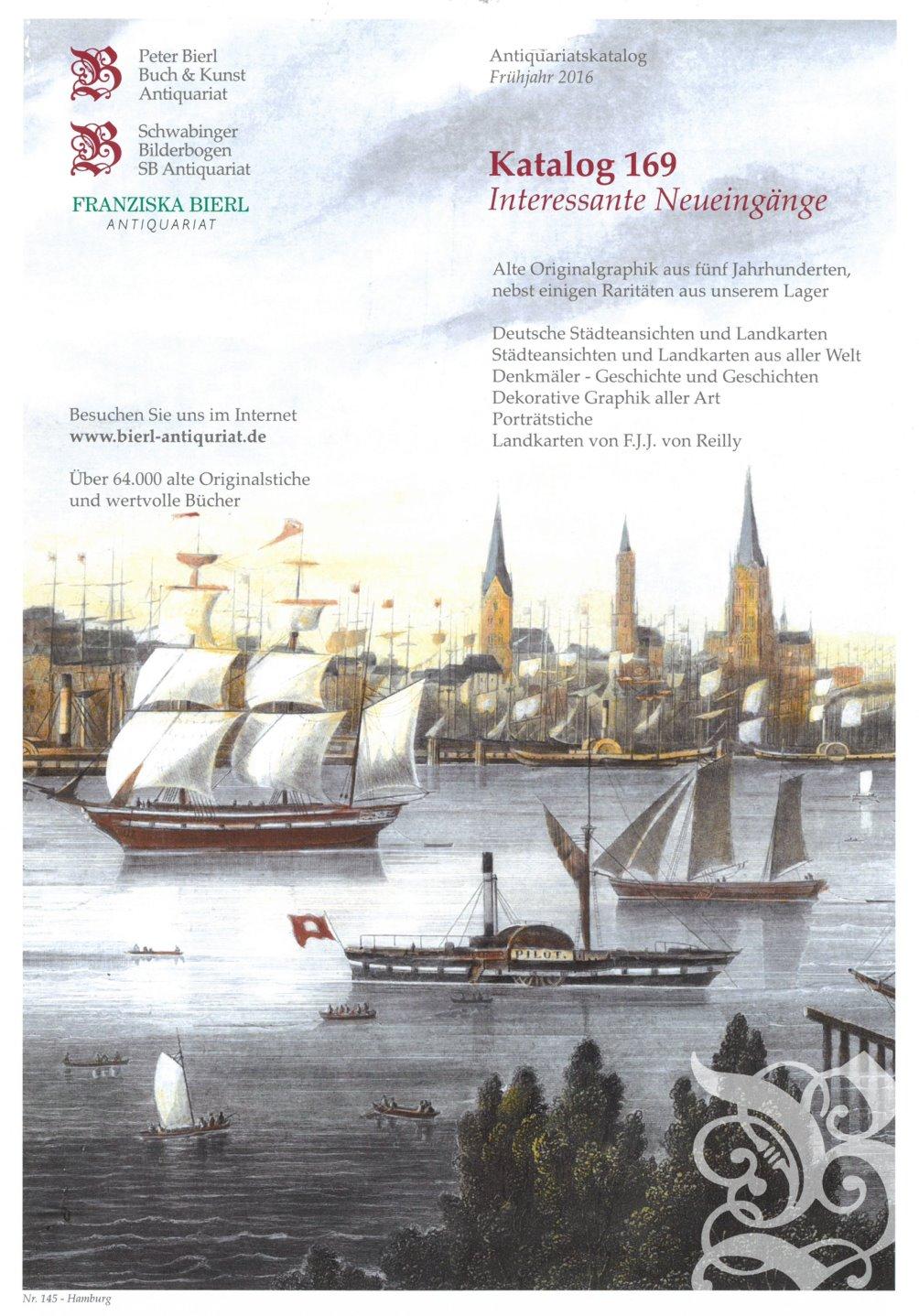 Katalog 169 - Interessante Neueingänge