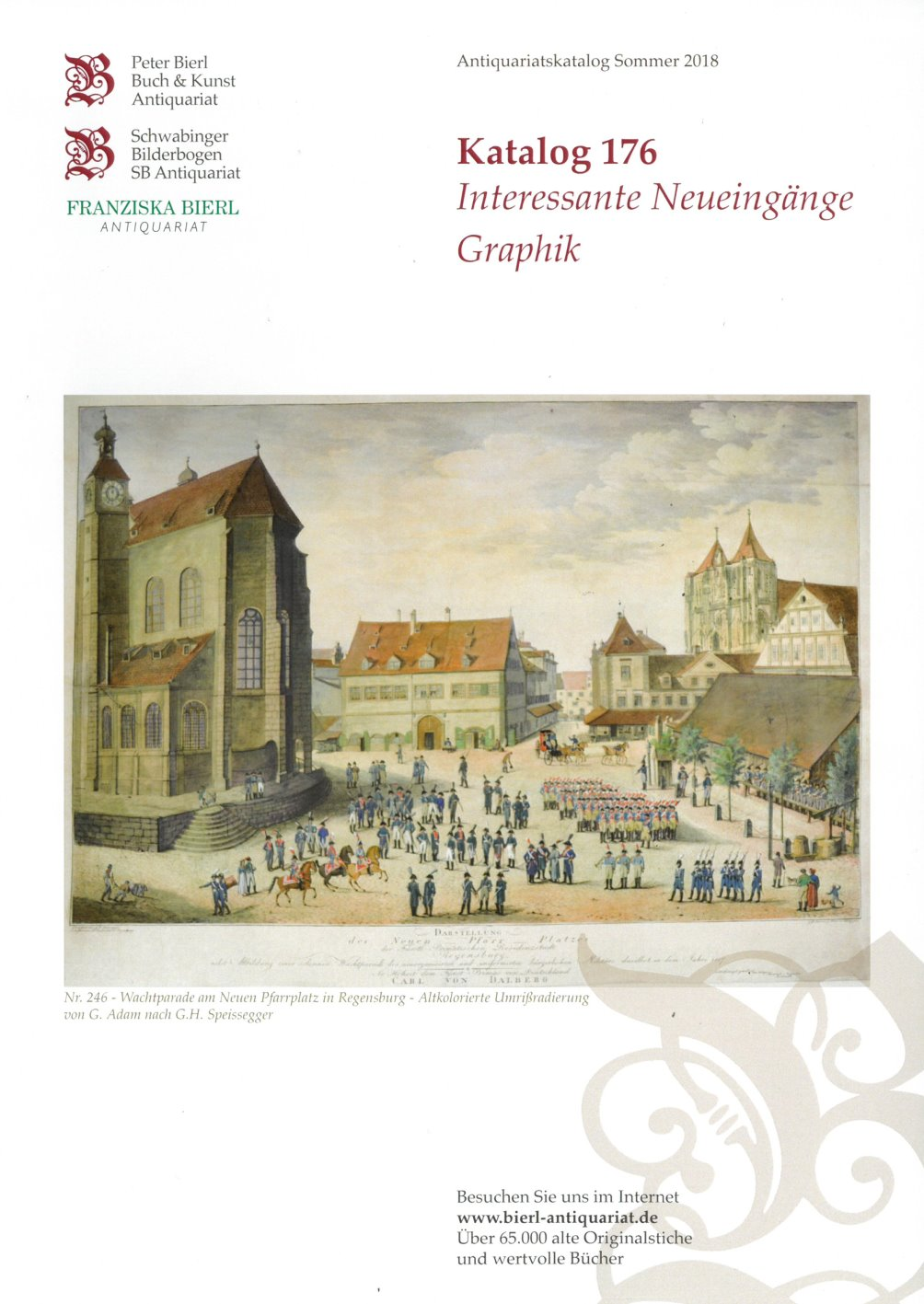Katalog 176 - Interessante Neueingänge