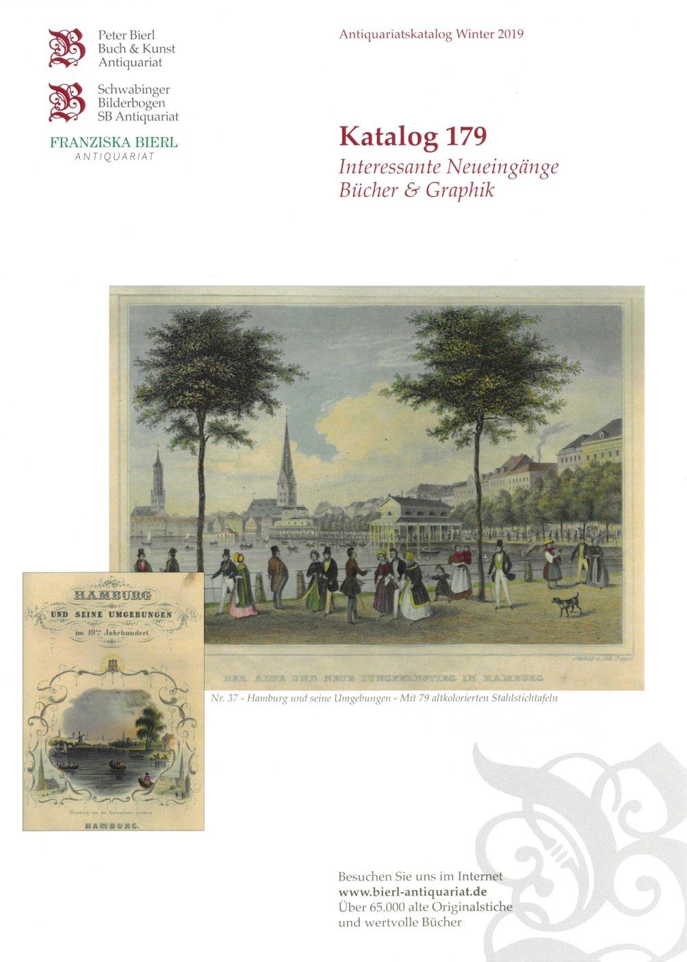 Katalog 179 - Interessante Neueingänge